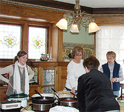 Click here for information about the Putnam House Soup Bowl.